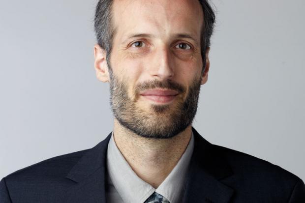 Photo of Martin Hairer
