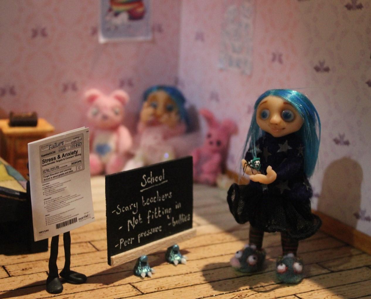 Dolls house classroom