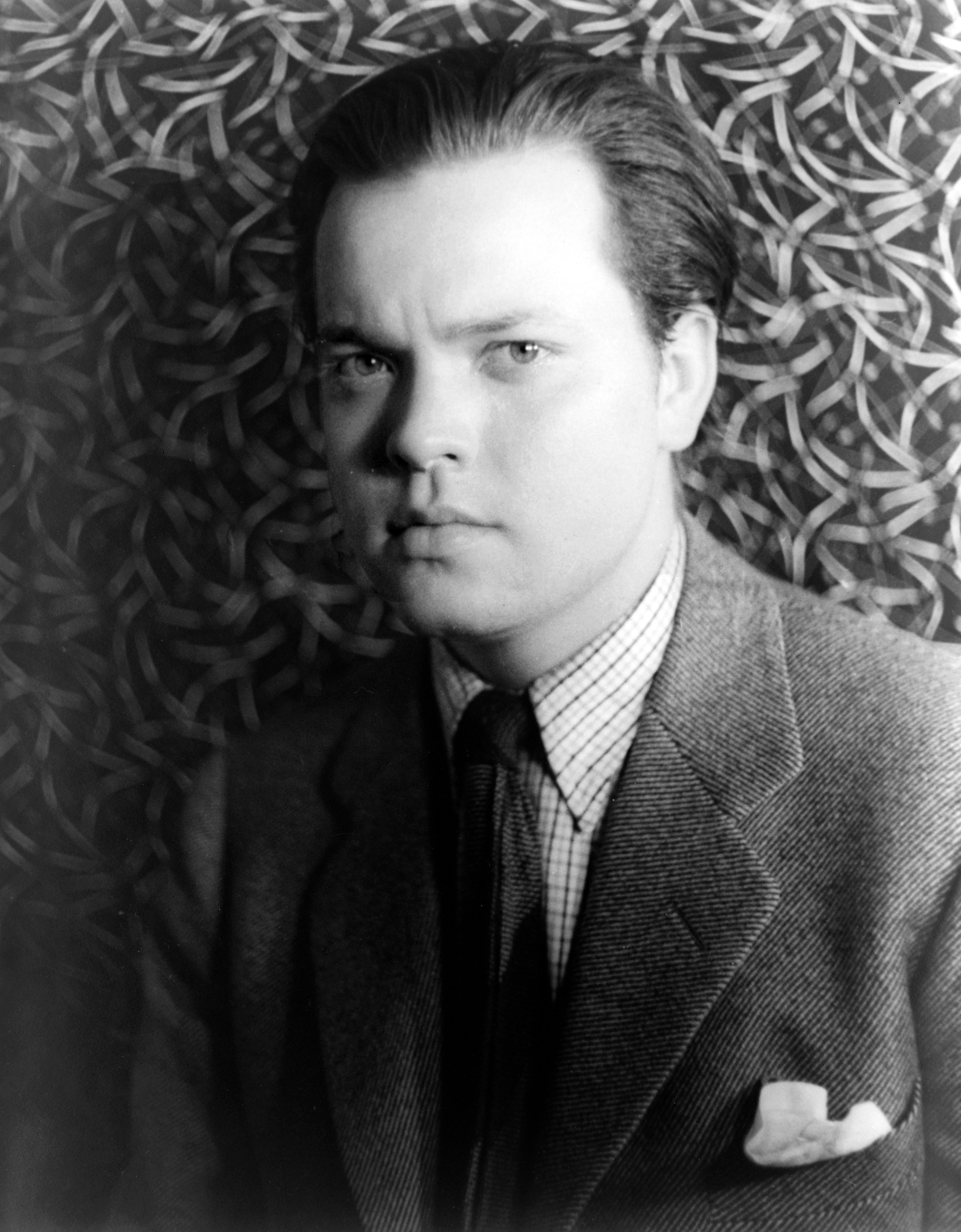 Photo of Orson Welles