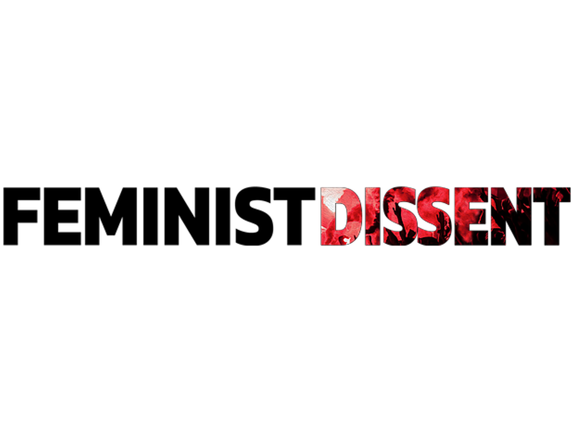 Feminist Dissent logo.